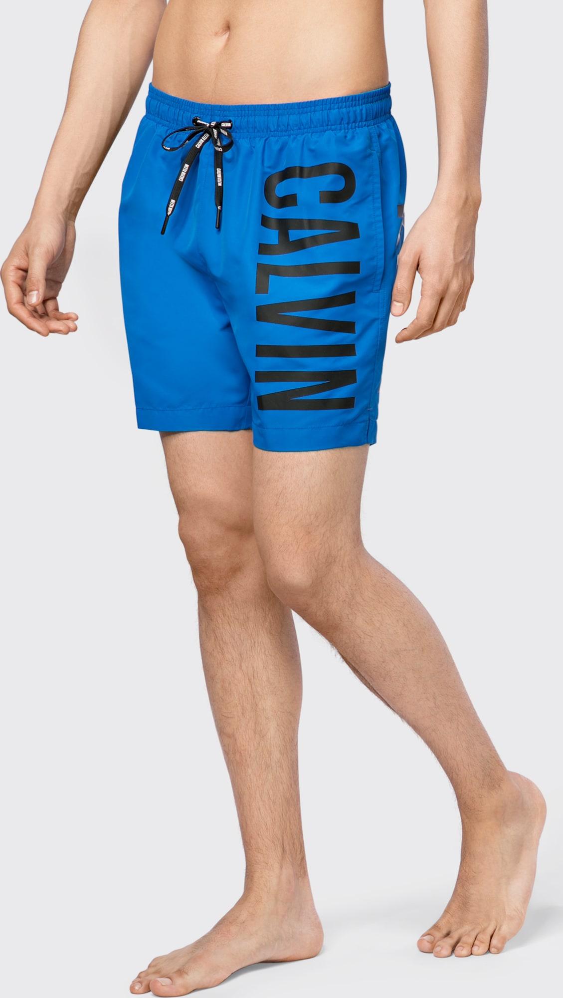 calvin klein swimwear badeshorts 39 medium drawstring 39 in. Black Bedroom Furniture Sets. Home Design Ideas