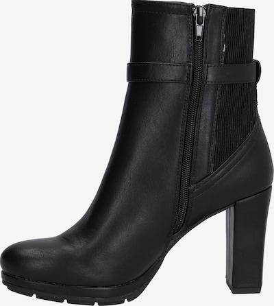 Botine 'Sila Shoe' ABOUT YOU pe negru: Privire laterală