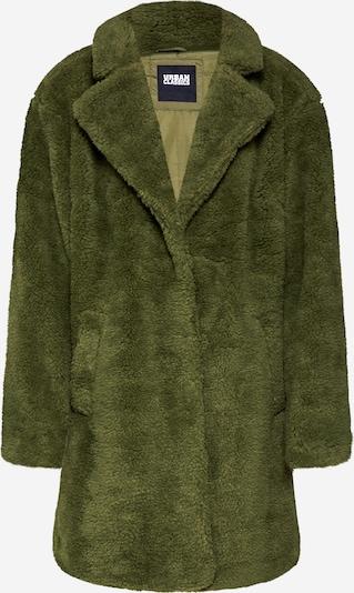Urban Classics Mantel 'Sherpa' in oliv, Produktansicht