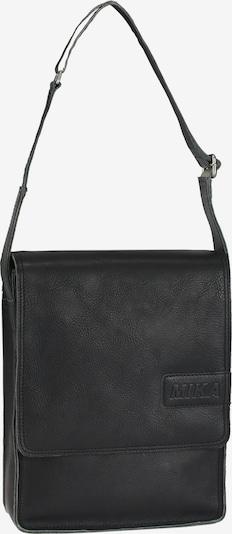 MIKA Schoudertas in de kleur Zwart, Productweergave