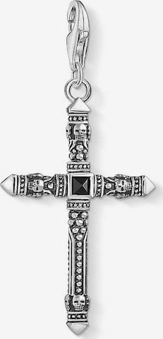 Thomas Sabo Pendant 'Ethno Kreuz' in Silver
