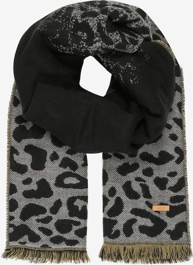 Barts Sjaal 'Chrysant' in de kleur Zwart, Productweergave
