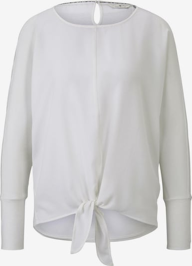 TOM TAILOR Bluse in offwhite, Produktansicht