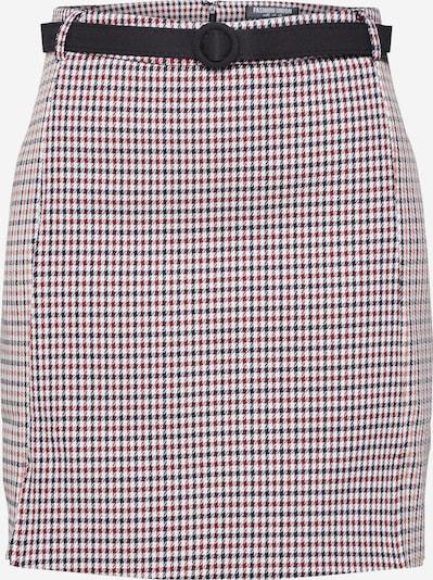 Fashion Union Sukňa 'PEECIE SKIRT' - béžová / červené, Produkt