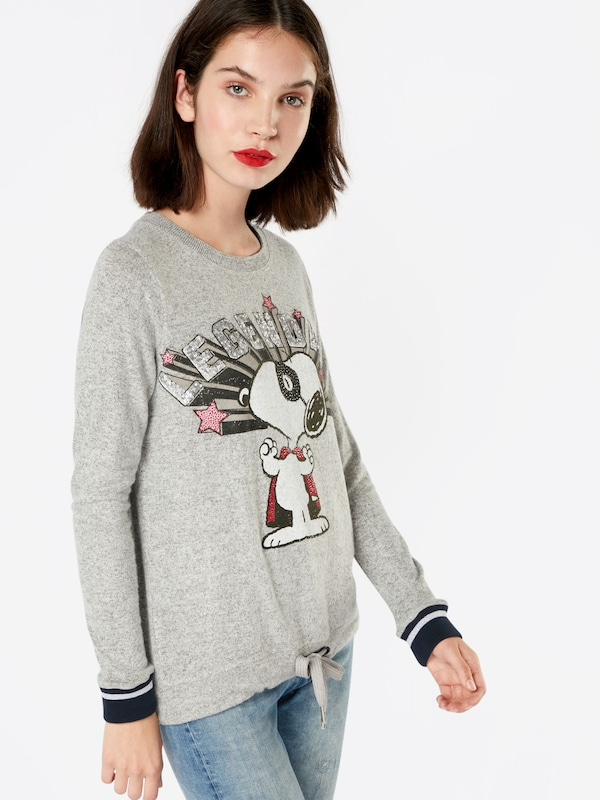 PRINCESS GOES HOLLYWOOD Sweatshirt 'Peanuts snoopy legendary'