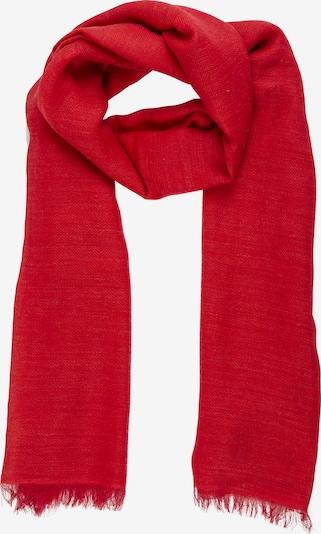 APART Wollschal einfarbig in rot, Produktansicht