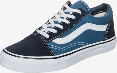 VANS Sneaker in türkis / nachtblau / schwarz / weiß, Produktansicht
