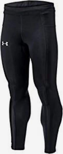 UNDER ARMOUR Sporthose 'COLDGEAR' in schwarz, Produktansicht
