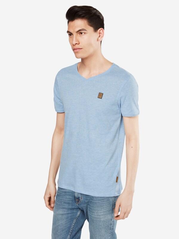 naketano T-Shirt 'Gelinde gesagt IV'