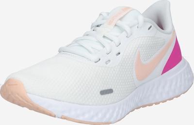 Bėgimo batai 'Revolution 5' iš NIKE , spalva - oranžinė / tamsiai rožinė / balta, Prekių apžvalga