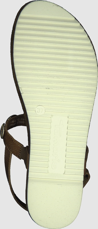 TAMARIS Zehentrenner Sandale Taler Verschleißfeste billige Schuhe