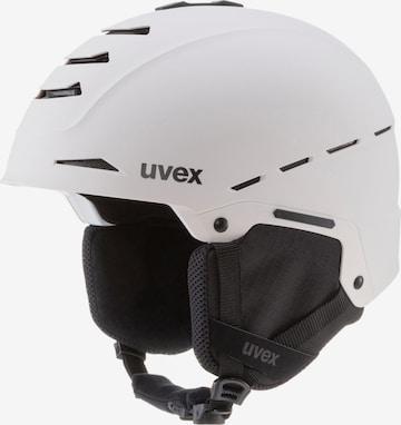 UVEX Skihelm 'LEGEND' in Weiß