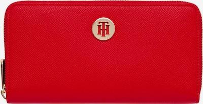TOMMY HILFIGER Portemonnaie 'HONEY' in rot, Produktansicht