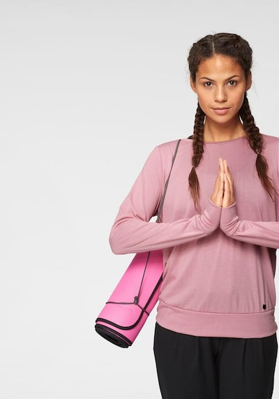 OCEAN SPORTSWEAR Shirt in rosé: Frontalansicht