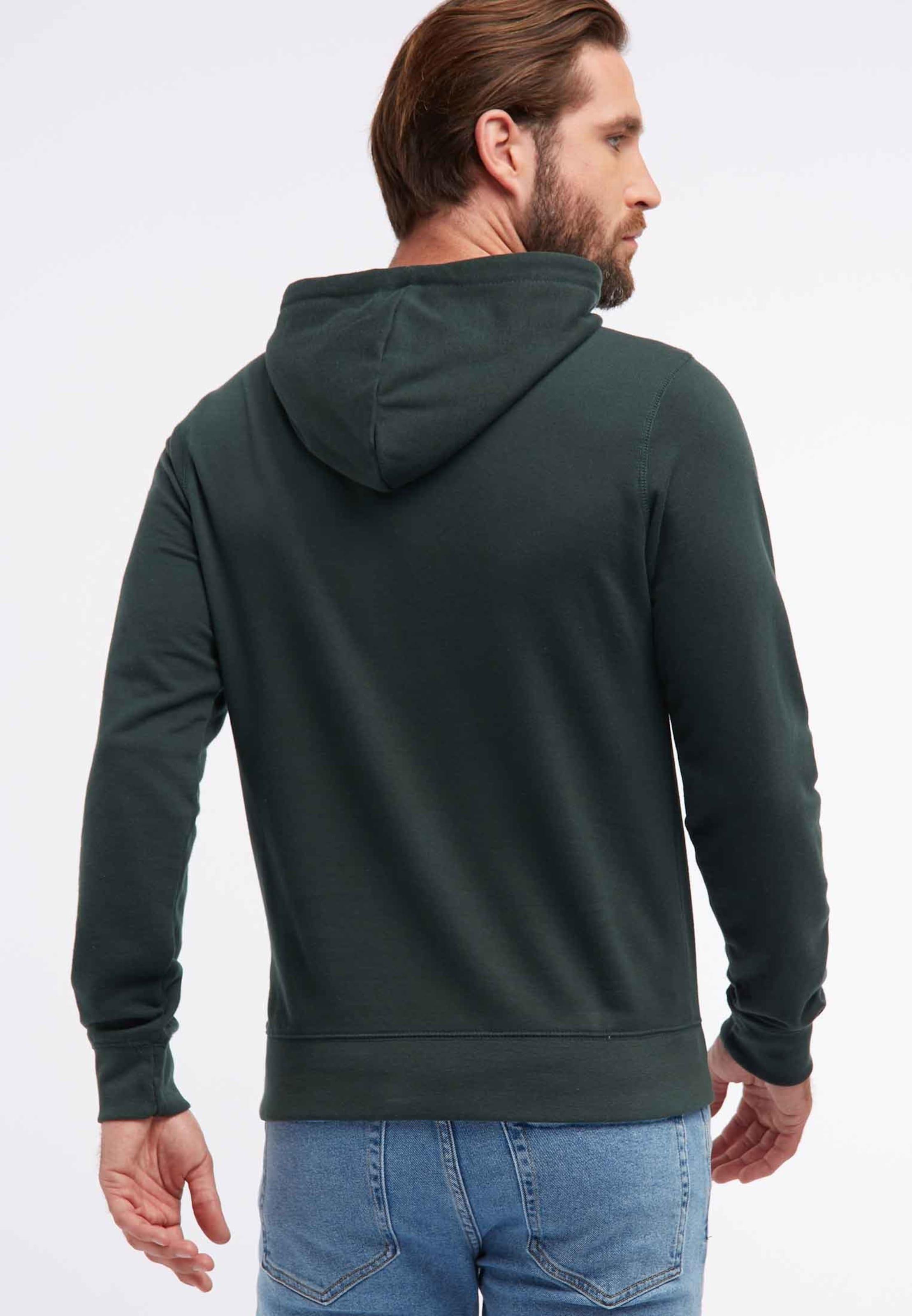 Vert Industries shirt Petrol En Sweat Foncé w0kP8nO