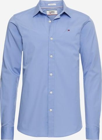 Tommy Jeans Hemd in Blau