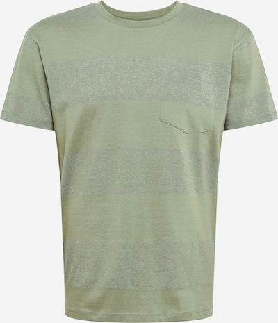 minimum Shirt 'sandro 6790' in khaki / pastellgrün, Produktansicht