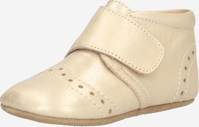 """BISGAARD Zapatillas de casa 'HOME SHOE - """"PETIT""""' en oro, Vista del producto"""