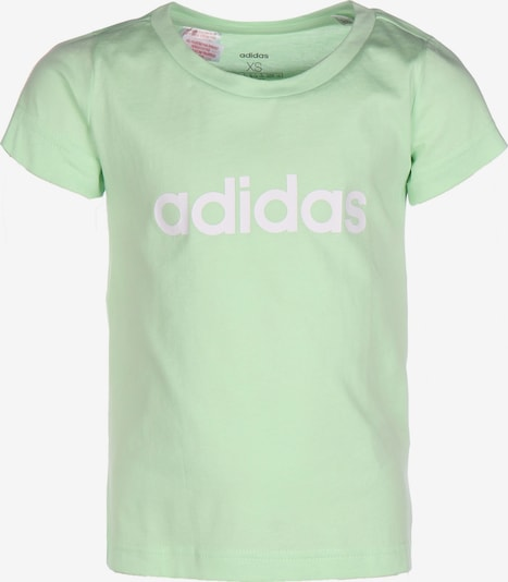 ADIDAS PERFORMANCE T-Shirt 'E Lin' in mint / weiß, Produktansicht