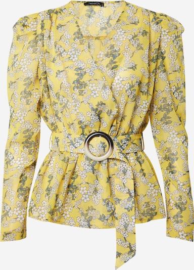 Trendyol Bluse in goldgelb, Produktansicht