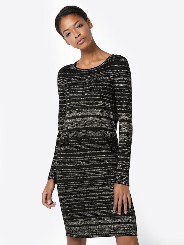EDC BY ESPRIT Kleid 'Lurex stripe'