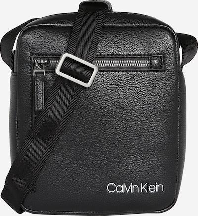 Calvin Klein Plecu soma 'QT POCKET MINI REPORTER' pieejami melns, Preces skats