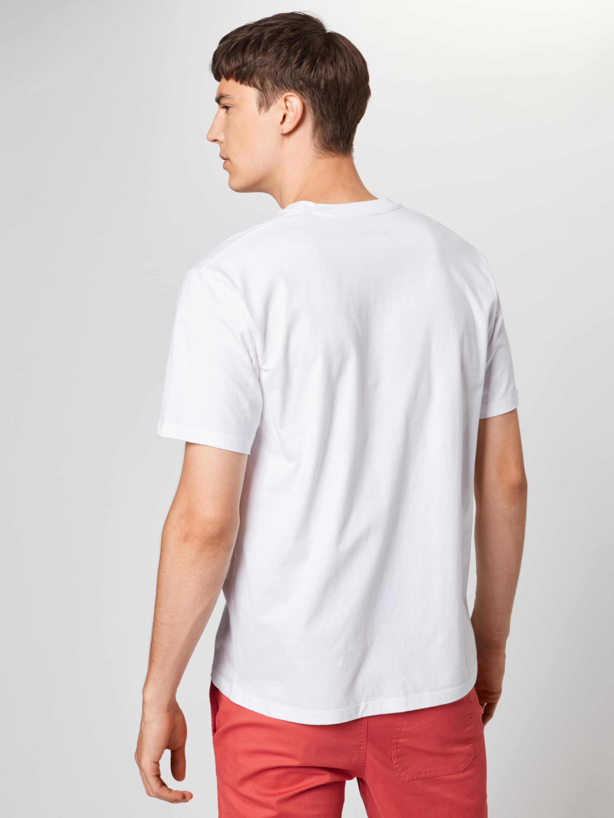 Kooples T shirt The In BlauWeiß mNOn0y8wv