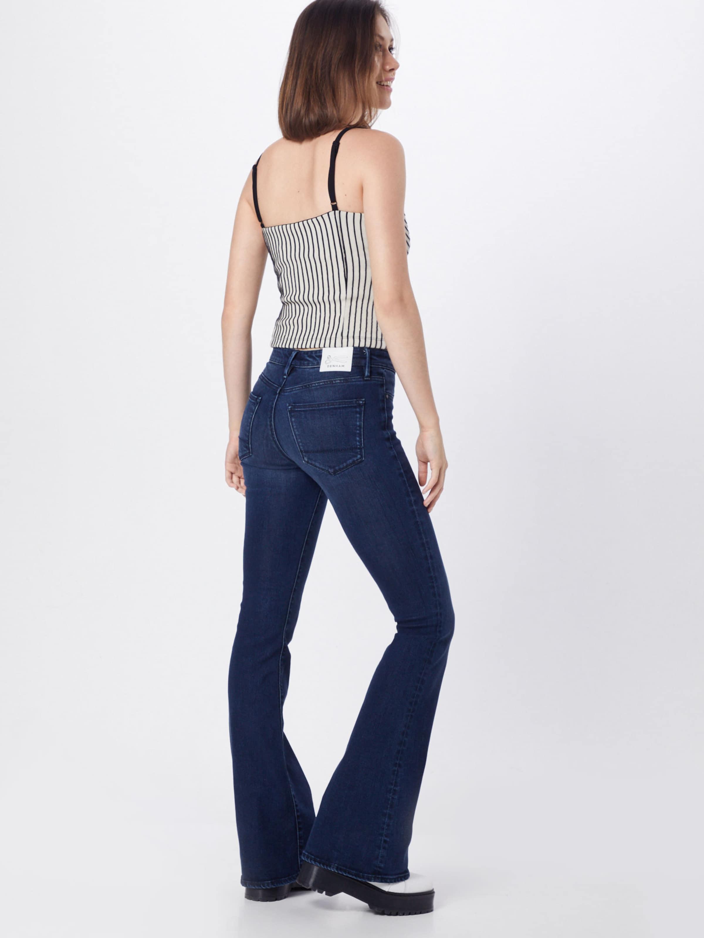 Blue Denham In Sapp' Denim 'farrah Jeans AL45Rj