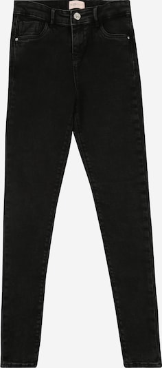 KIDS ONLY Jeans 'Paola' in black denim, Produktansicht