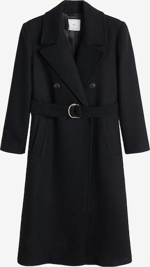MANGO Płaszcz przejściowy 'Maki' w kolorze czarnym, Podgląd produktu