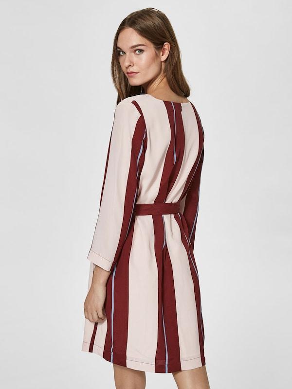 SELECTED FEMME Kleid mit langen Ärmeln