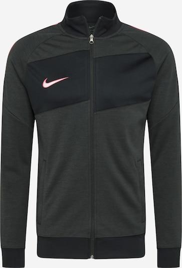 NIKE Bluza rozpinana sportowa 'Academy' w kolorze atramentowy / ciemnoszary / różowy / białym, Podgląd produktu