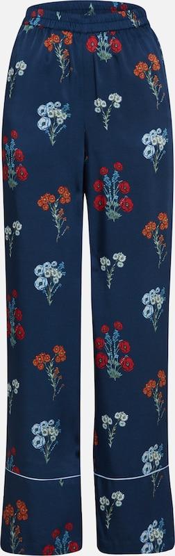 MarineClair Rouge Feu En Bleu Edited Pantalon 'nine' nkXw8OP0