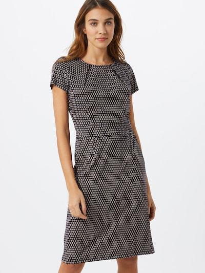 King Louie Kleid 'Mona Dress Diggity' in dunkelblau / rot / weiß, Modelansicht