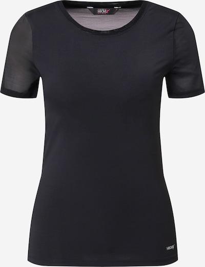 HKMX Sport-Shirt in schwarz, Produktansicht