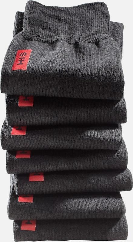 H.I.S JEANS Basic-Socken mit extrahohem Baumwollanteil