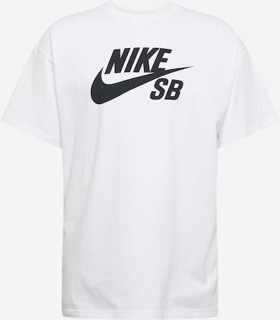 fekete / fehér Nike SB Funkcionális felső, Termék nézet