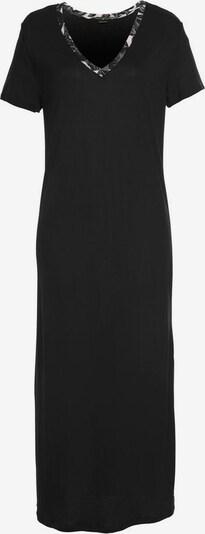 LASCANA Nachthemd in schwarz, Produktansicht