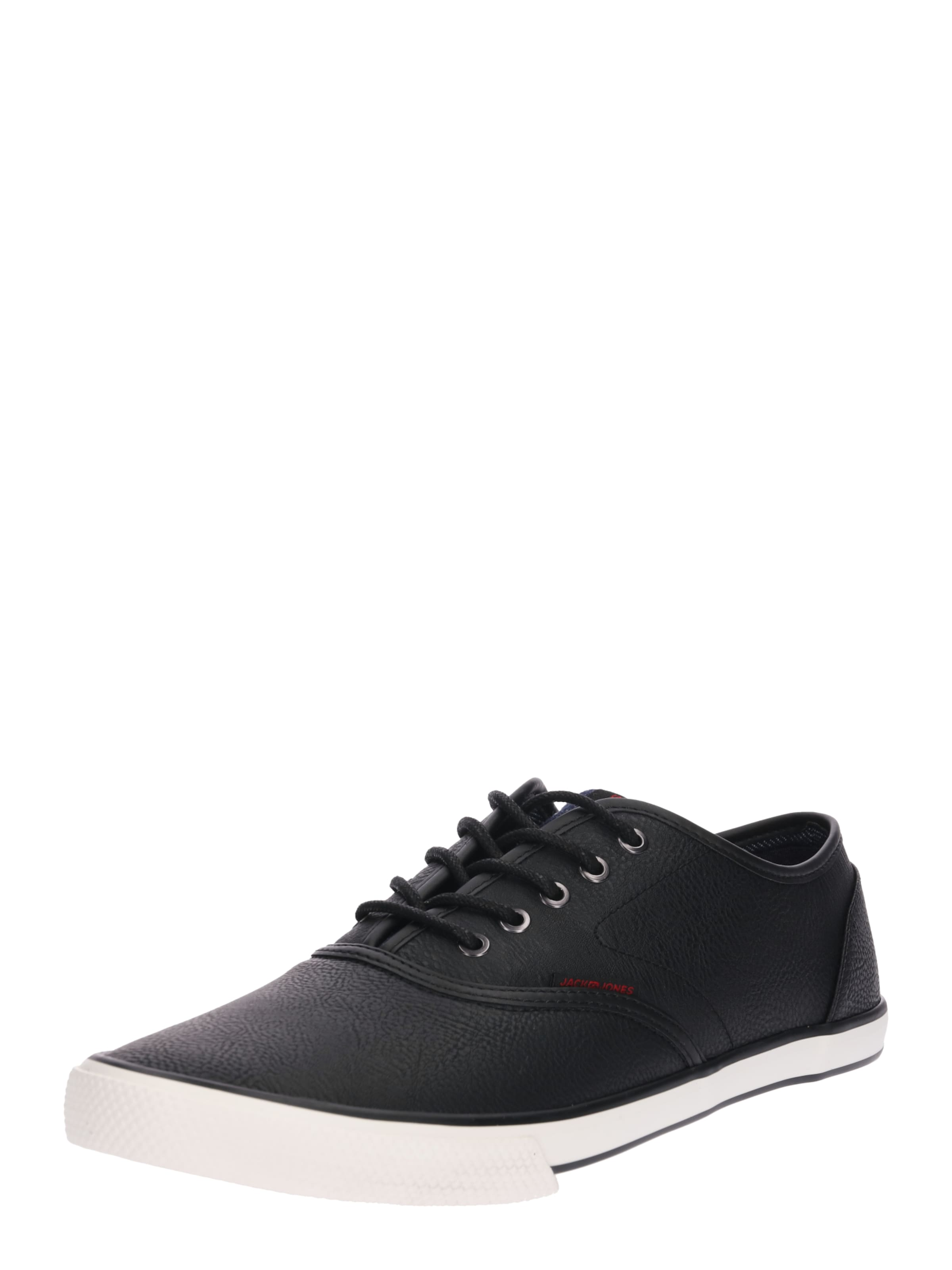 JACK & JONES Sneaker in Mokkasin-Optik