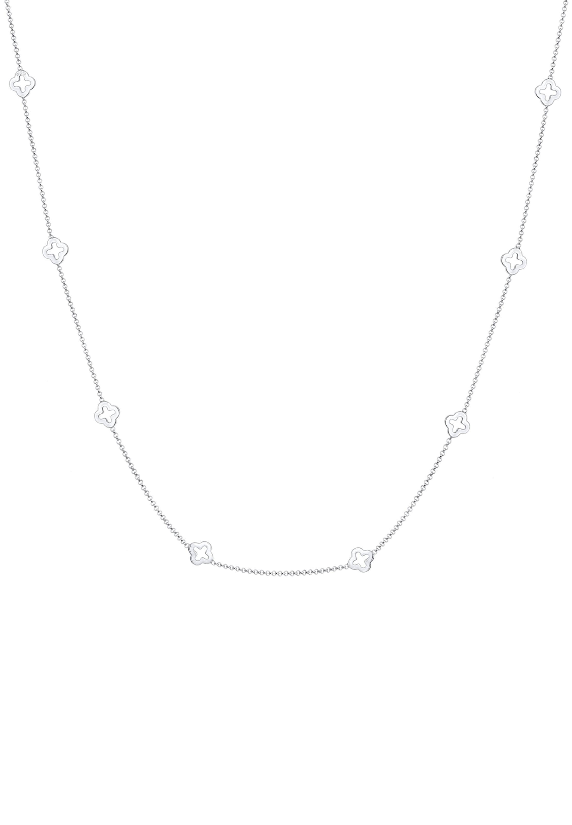 In Halskette 'kleeblatt' Silber Elli Elli Y6gvbf7y