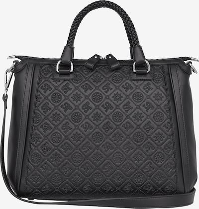 Silvio Tossi Handtasche in schwarz, Produktansicht