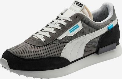 PUMA Sneaker 'Stream On' in grau / schwarz / weiß, Produktansicht