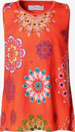 Desigual Top in orange: Frontalansicht
