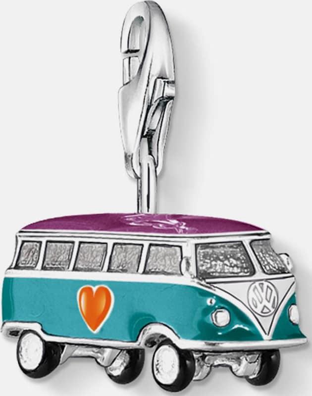 Thomas Sabo Charm-Einhänger 'VW-Bus, 0881-007-7'