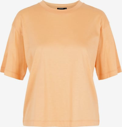 J.Lindeberg Miller Shiny T-Shirt in orange, Produktansicht