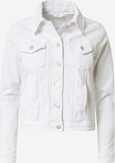 ZABAIONE Jacke 'Kendra' in white denim, Produktansicht
