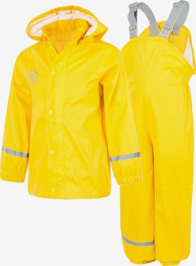 COLOR KIDS Regenanzug 'TAXI' in gelb, Produktansicht