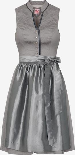 SPIETH & WENSKY Drindl 'Karin' in grau / silber, Produktansicht