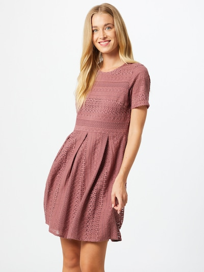 VERO MODA Kleid 'HONEY' in rosé, Modelansicht