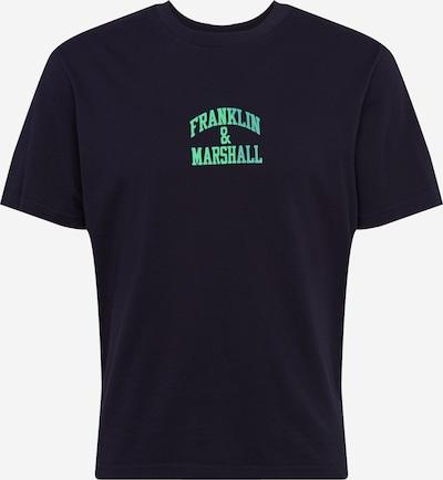 FRANKLIN & MARSHALL T-Shirt en noir, Vue avec produit